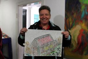 Kunstworkshop im Bleichhäuschen @ Bleichhäuschen Rheda am Schloss